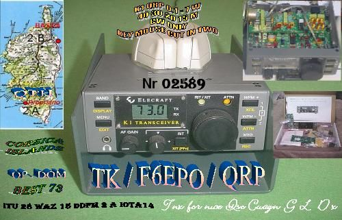Corsica Island TK/F6EPO