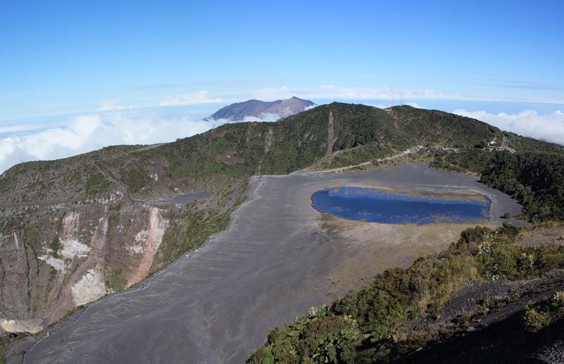 Коста Рика TI5A WW CW 2011