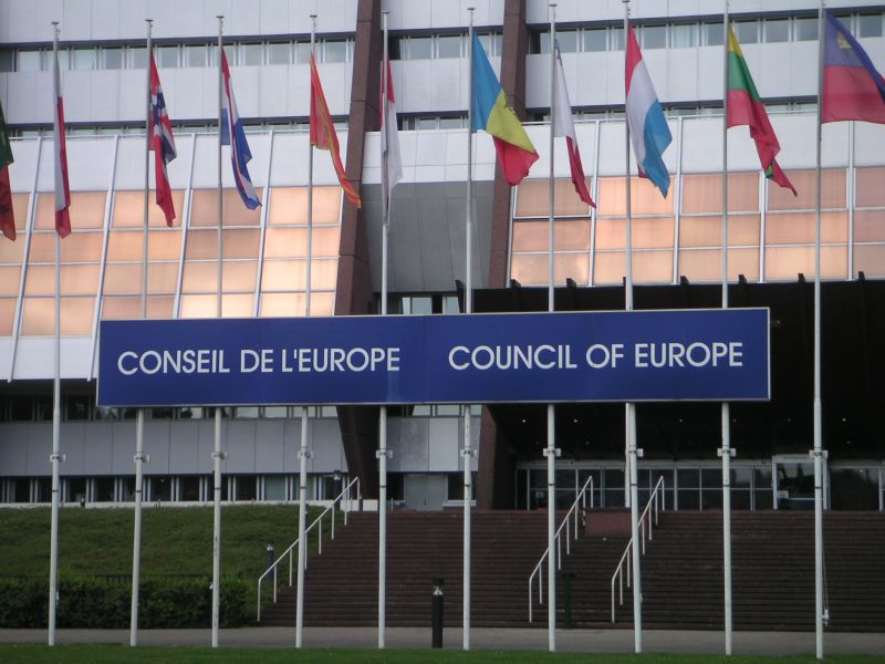Council of Europe TP60CE