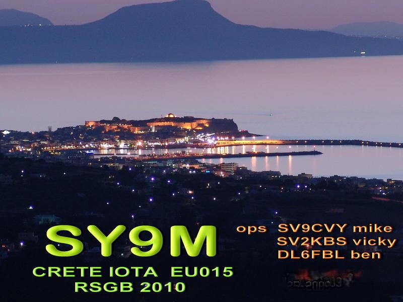 Crete Island SY9M