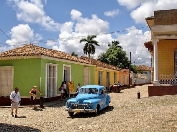 Cuba DX News T46A
