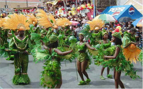 Curacao Island Carnival PJ2/K5WLQ