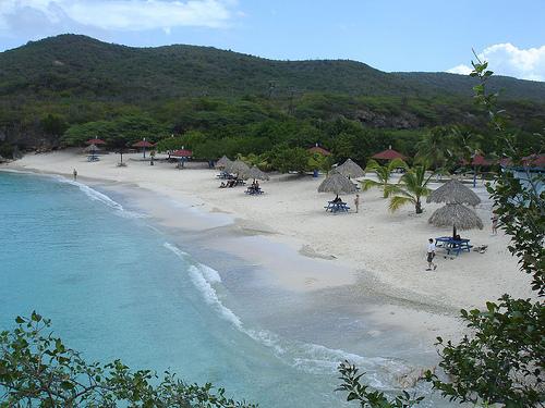 Curacao Island PJ2DX
