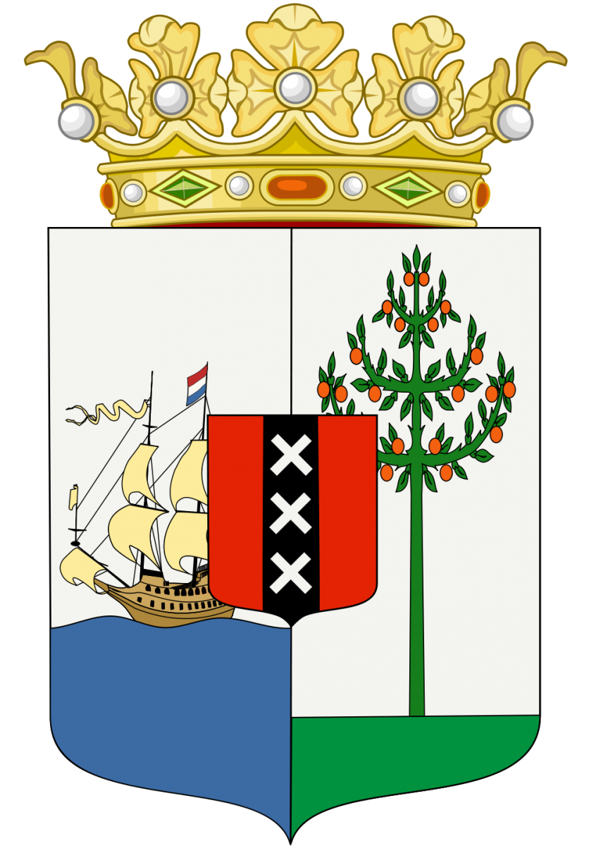 Curacao Coat of Arms Curacao