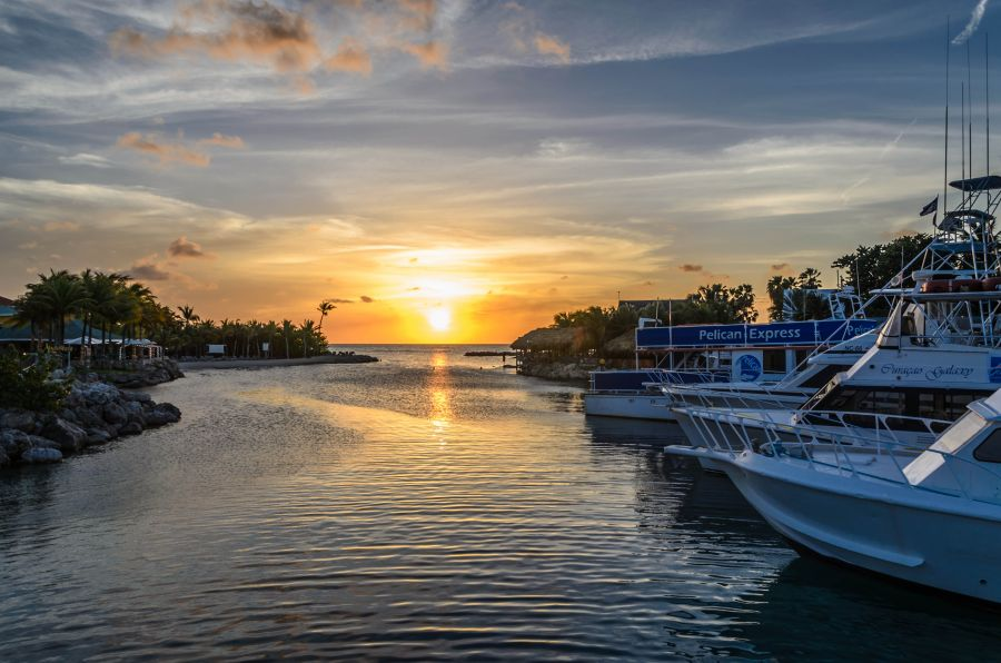 Curacao PJ2/PF4T Tourist Attractions