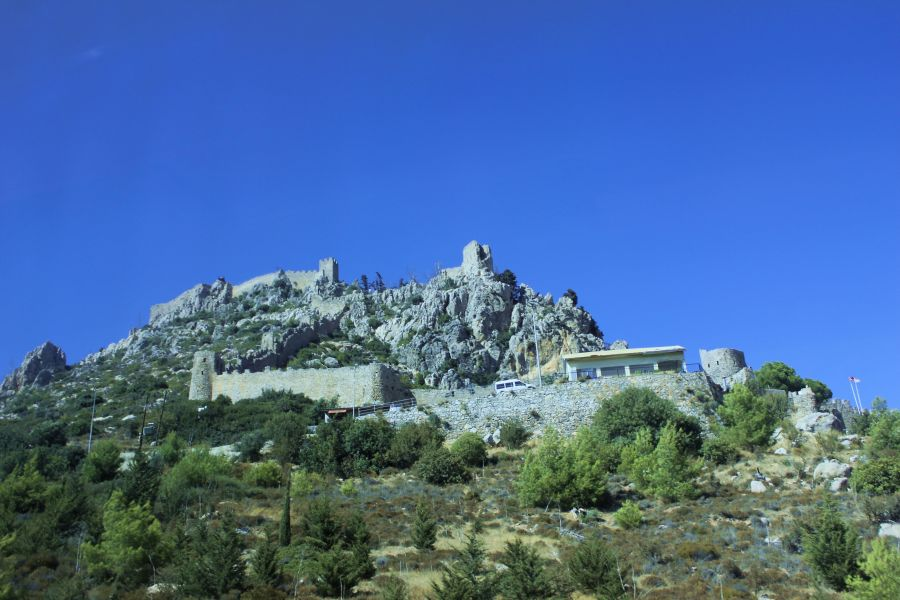 Кипр 5B/M5RIC C4I Туристические достопримечательности