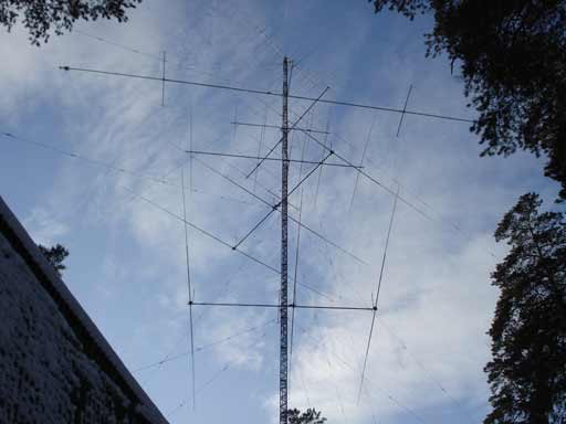 3 Element yagi on 160m RZ9OZO