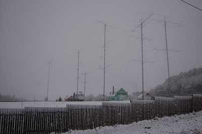 UA3DPX Antennas