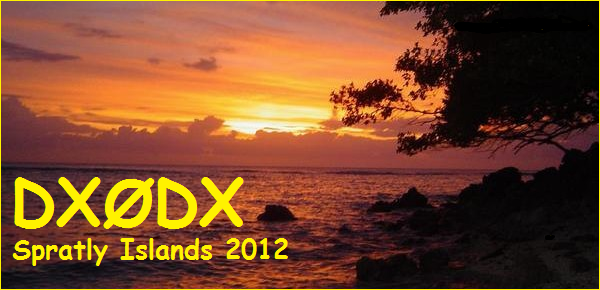 Thitu Island Pagasa Island DX0DX DX Pedition Spratly Islands
