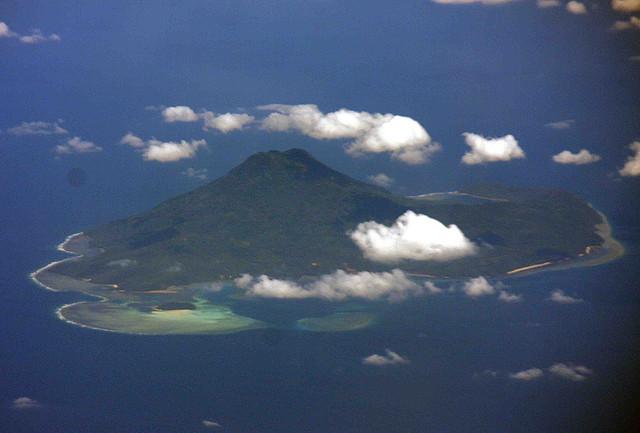Остров Дамар YE0EDAM