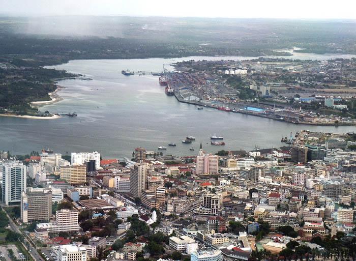 Dar es Salaam Tanzania 5H9PD