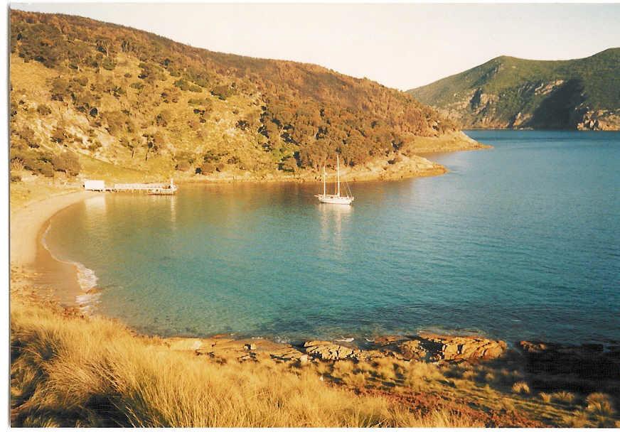Остров Дил Тасмания Австралия VK7DI DX Новости
