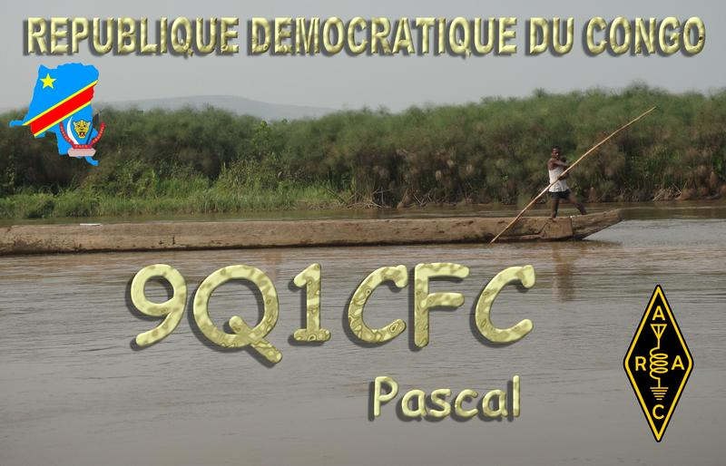 Democratic Republic of Congo 9Q1CFC