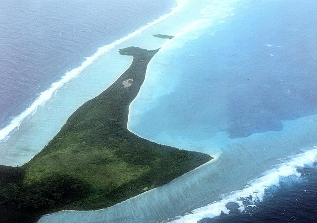 Diego Garcia Island Archipelago Chagos VQ91JC