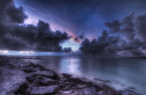 Остров Диего Гарсия Архипелаг Чагос VQ92JC