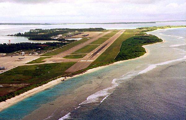 Остров Диего Гарсия VQ9JAB Военная База США