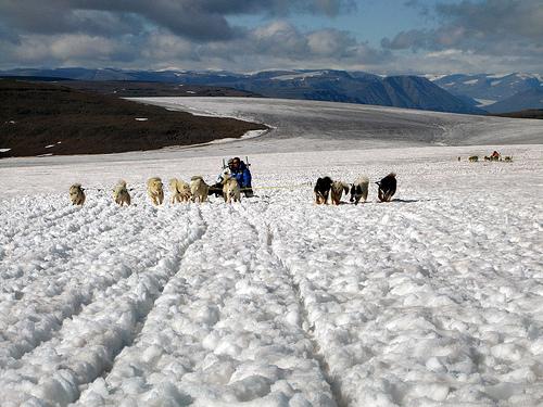 Остров Диско Гренландия