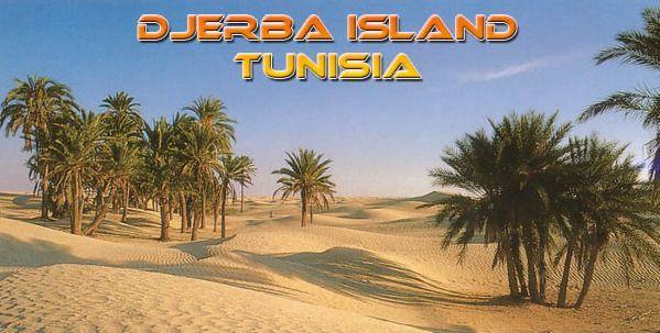 Djerba Island 3V8/IK0GDG/P