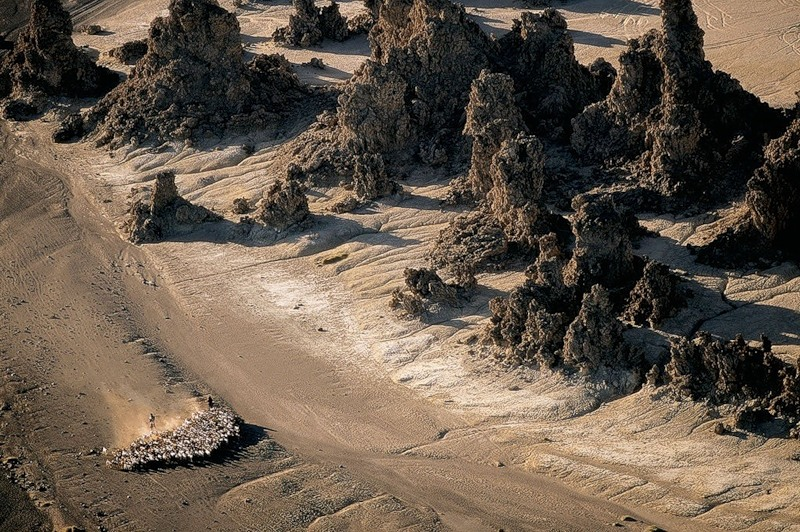 Djibouti J28FJ Mountains