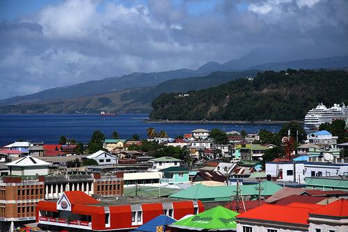 Dominica Island DX News J79AN
