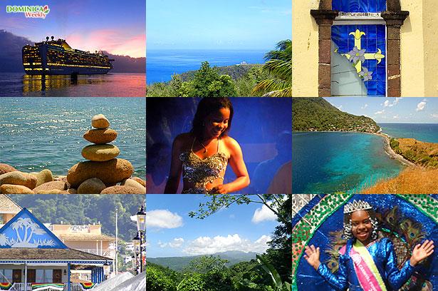 Dominica Island DX News J79UN