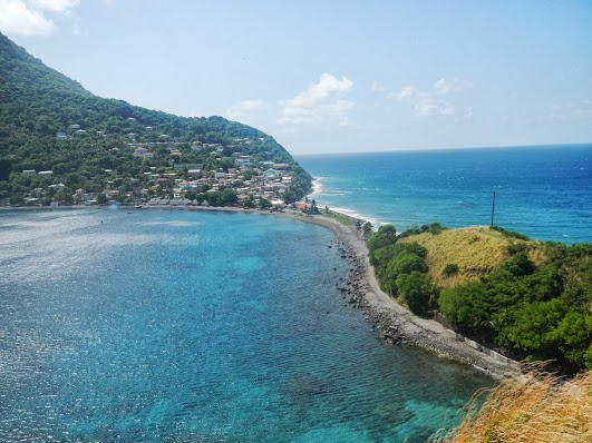 Dominica Island J79GF DX News