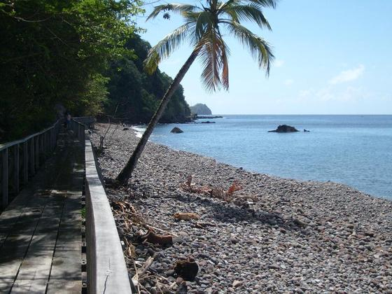 Dominica Island J7A J79FCG DX News