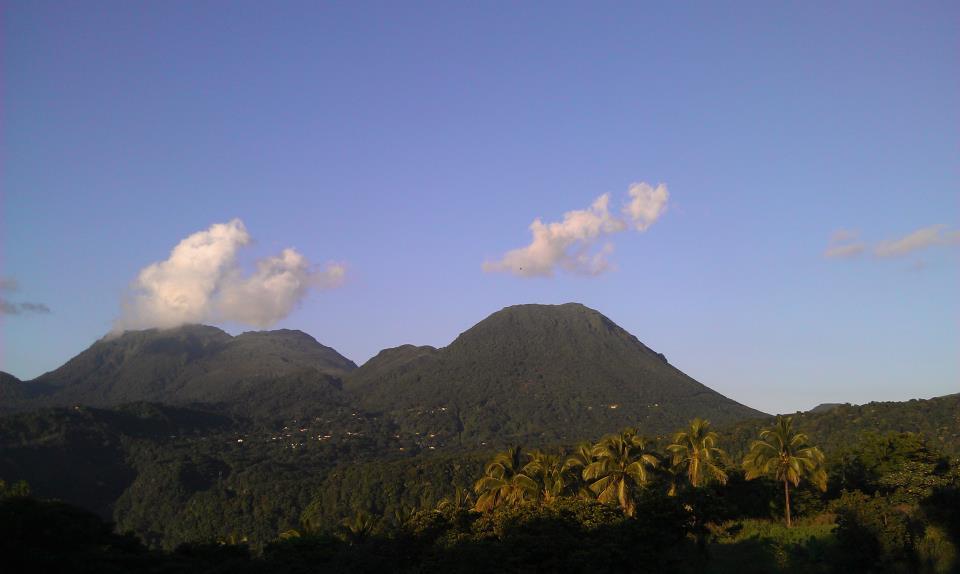 Остров Доминика J7Y