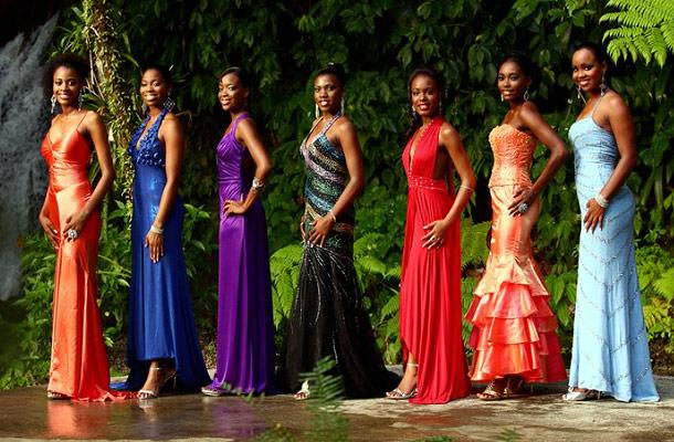 Dominica Island Carnival J73A Queen