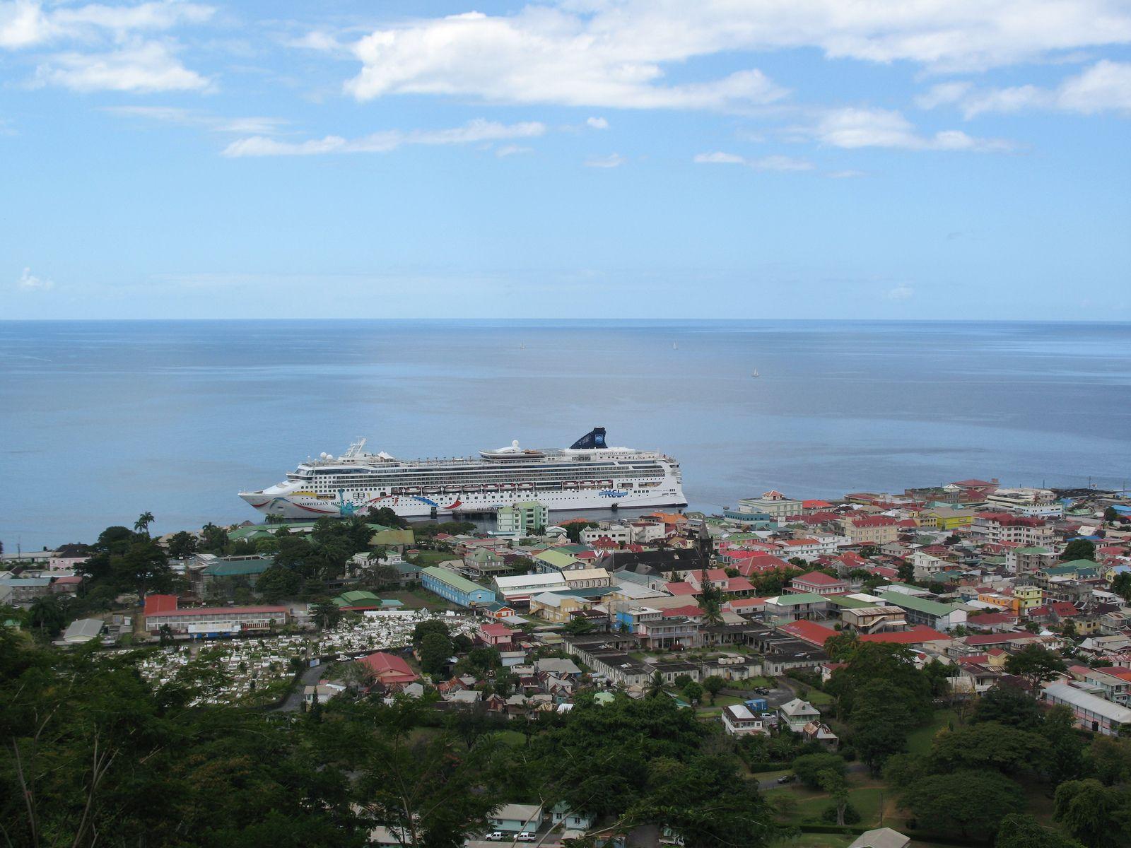 Остров Доминика J79VC J79PB
