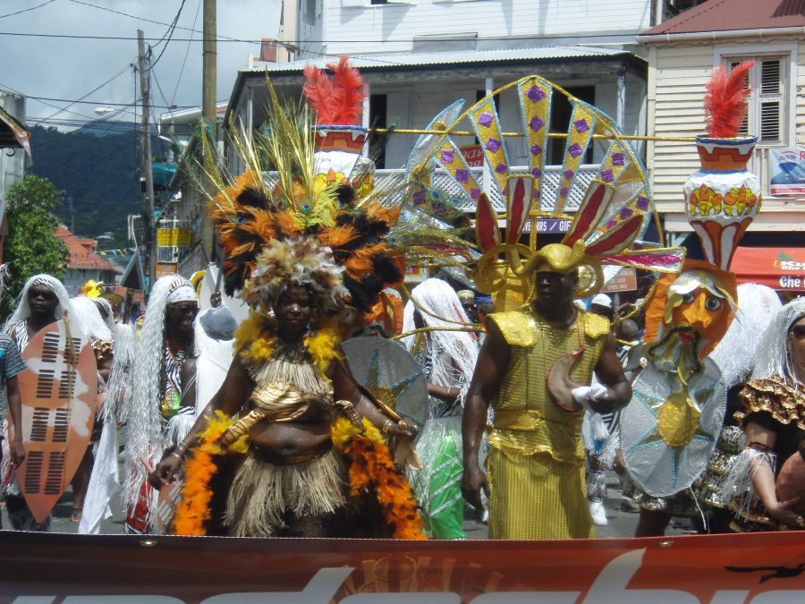 Dominica J79WTA DX News Carnival