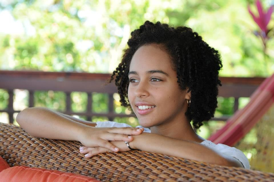 Dominica Island Miss Dominica