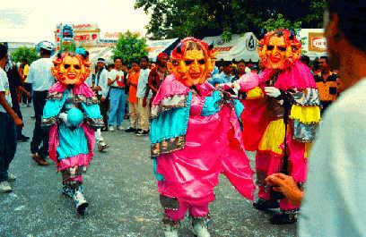 Dominican Republic Carnival HI3/W1JNZ