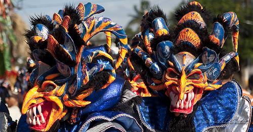 Доминиканская Республика Карнавал HI7/K3LP