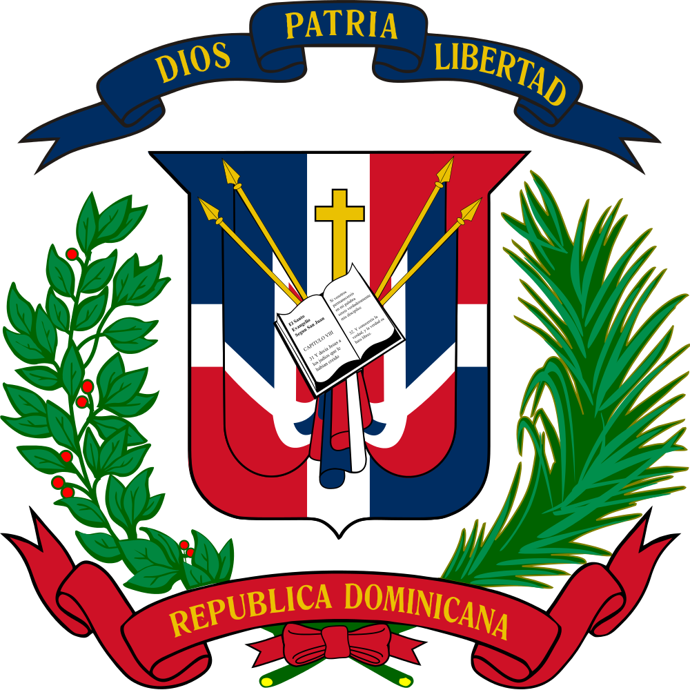 Dominican Republic Coat of Arms of Dominican Republic
