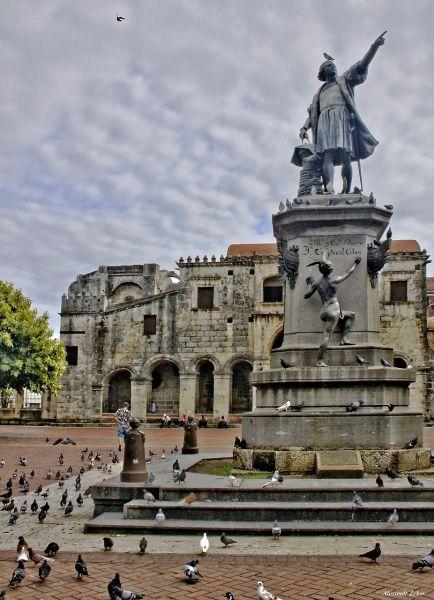 Доминиканская Республика HI3/OE3GEA Туристические достопримечательности