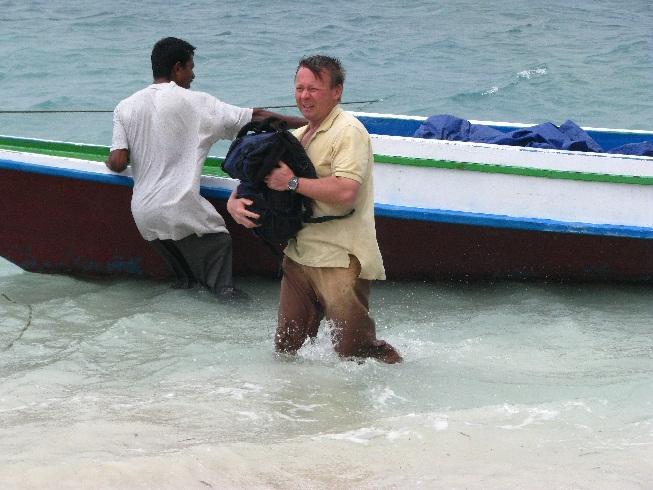 East Timor Timor Leste 4W0VB 1 Landing