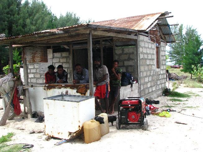East Timor Timor Leste 4W0VB 3