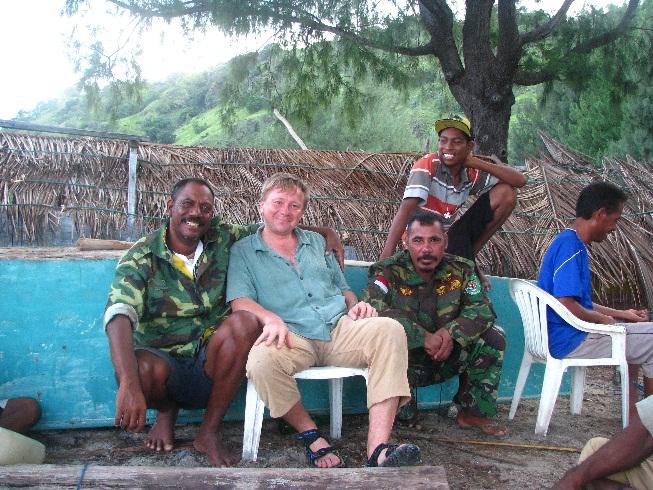 East Timor Timor Leste 4W0VB 4 Party