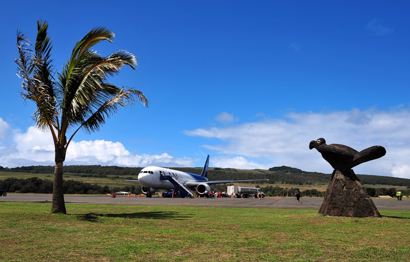 Easter Island CE0Y/NL8F Airport