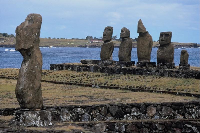 Остров Пасхи XR0YG