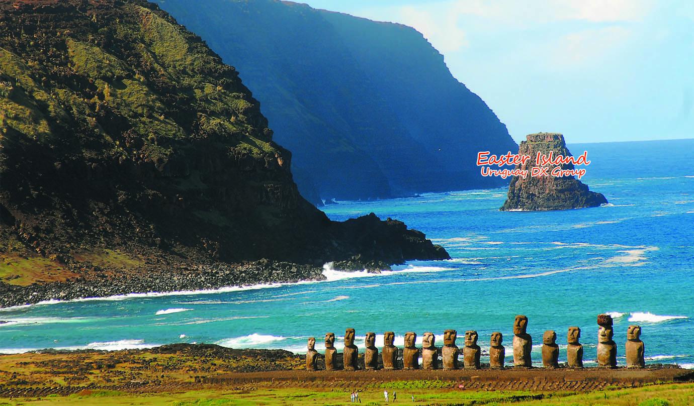 Easter Island XR0YY