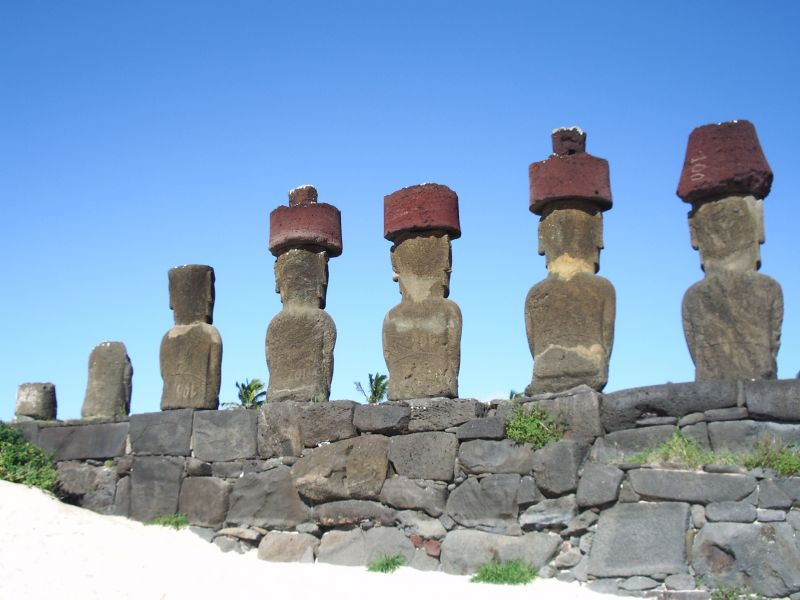 Easter Island CE0Y/JA3ARJ CE0Y/JA3HJI CE0Y/JA3IVU CE0Y/JH3LSS CE0Y/JI3DNN CE0Y/JA3AVO CE0Y/JH3PBL Tourist Attractions