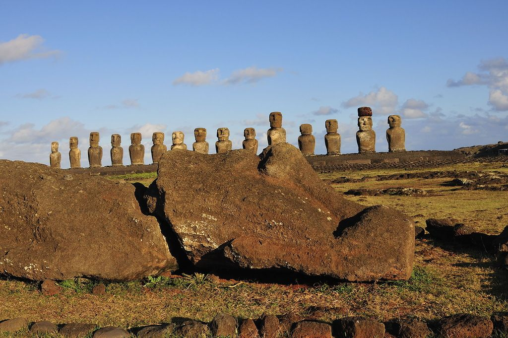 Easter Island CE0Y/UA4WHX DX News
