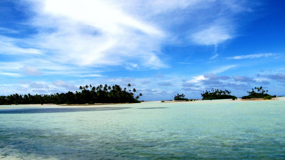 Eastern Kiribati Islands T32AZ