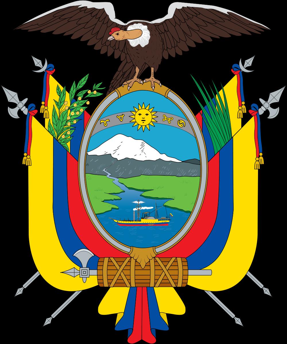 Ecuador Coat of arms of Ecuador
