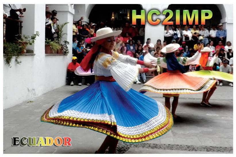 Ecuador HC2IMP