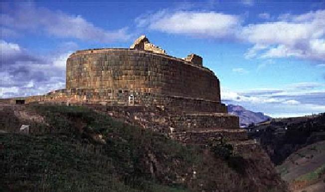 Эквадор HC5/UA4WHX DX Новости Туристические достопримечательности Храм солнца инков