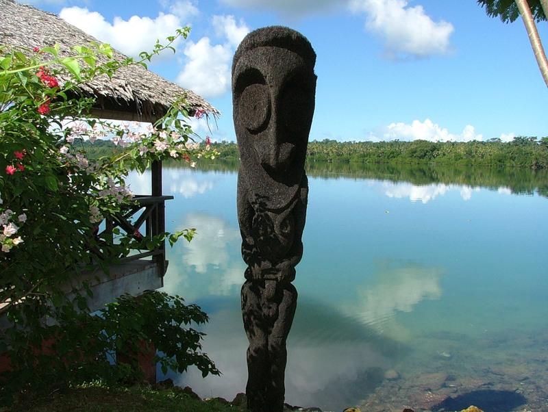 Efate Island Vanuatu YJ0AGK