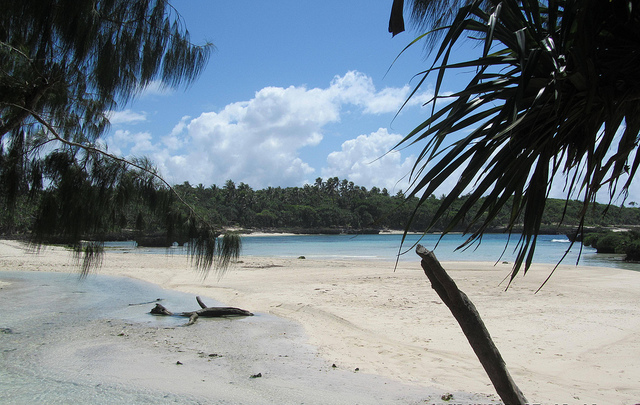 Efate Island Vanuatu YJ0PO